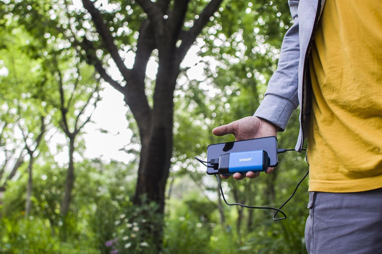 简单好用,充电无忧:XTAR PB2C充电器