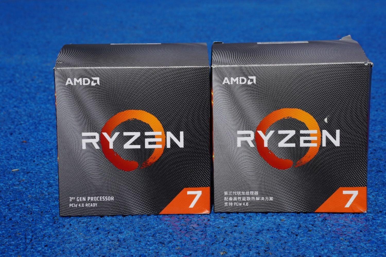 9700K就是弟弟?AMD锐龙73800X搭X570主板实测