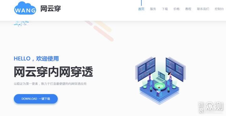 群辉怎么映射外网教程-网云穿_新浪众测