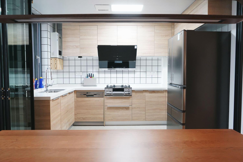 太空橘子装修记:家的核心地带,厨房好物分享