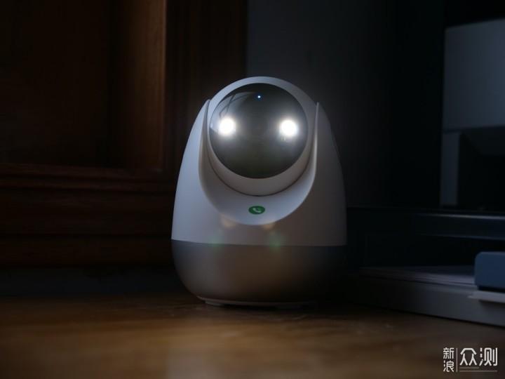 360智能摄像机体验评测:2K画质 支持语音呼叫_新浪众测