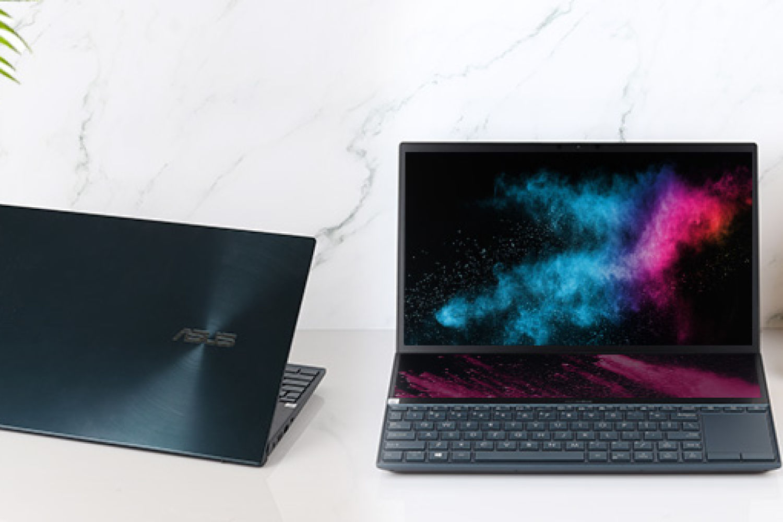 双屏时代到了,华硕灵耀X2 Duo双屏笔记本测评
