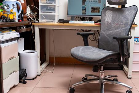 为了腰,我买了第一个人体工学椅西昊Master