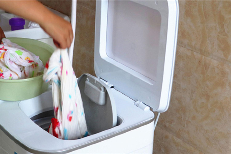 衣物如何算洗净?米家迷你洗衣机高温煮洗体验