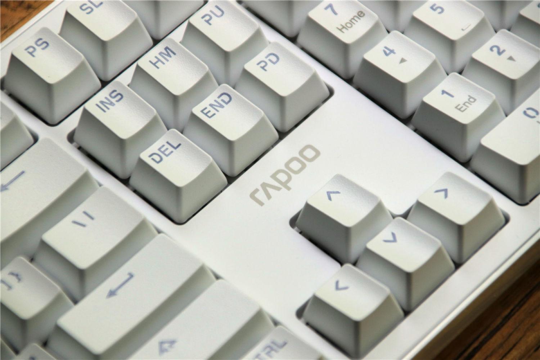 办公娱乐两不误,雷柏MT710机械键盘轻体验