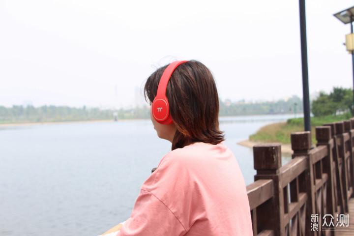 美不过朱砂红·Taotronics头戴式降噪耳机_新浪众测
