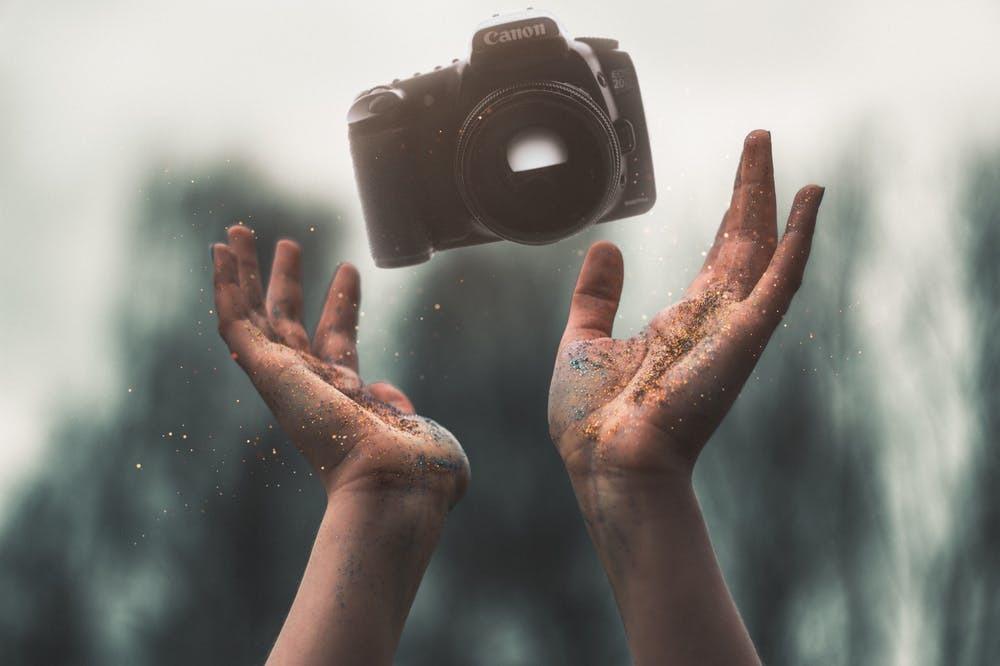 3个刻意移动相机的拍摄方式,让照片更有创意