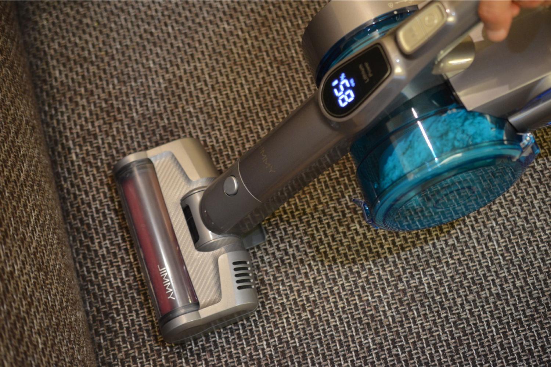 老少皆宜轻松大扫除?吉米A6上手把吸尘器体验