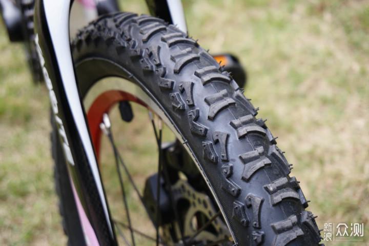 轻便安全骑行 儿童户外碳纤维自行车_新浪众测