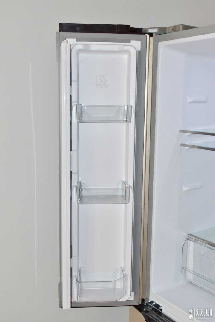 养鲜除菌擎天柱-创维 331升 双变频四门冰箱_新浪众测