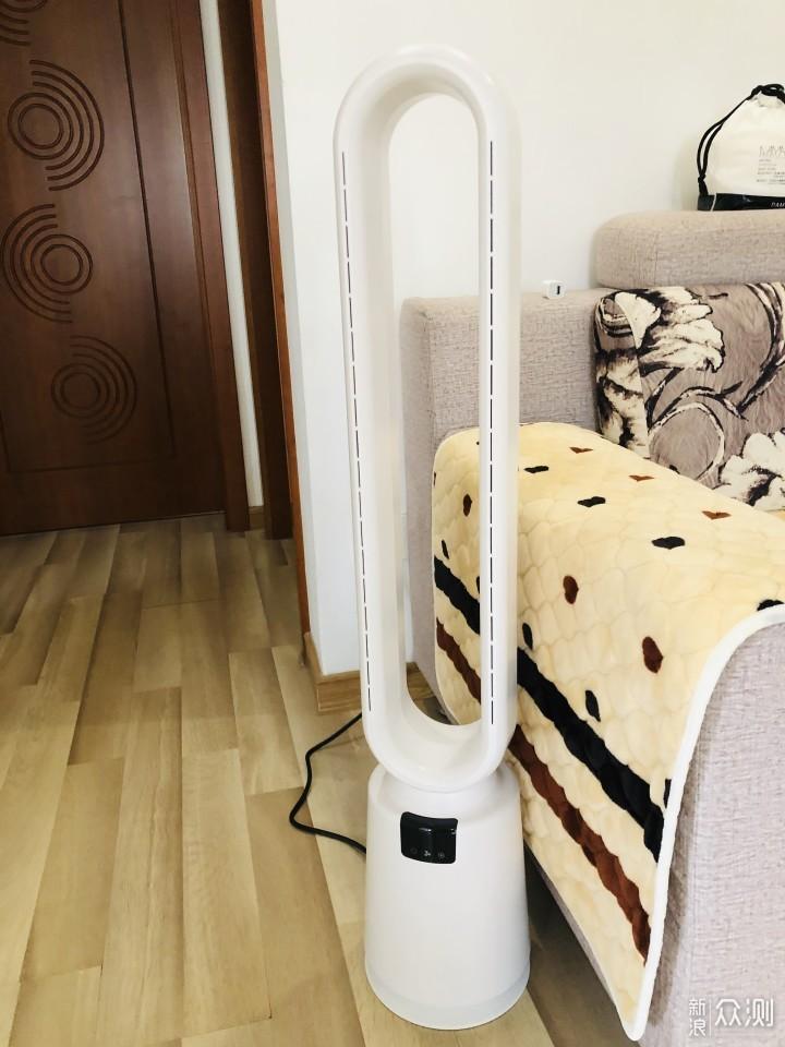 安美瑞A7无叶电风扇,体验静音舒适的凉爽夏季_新浪众测