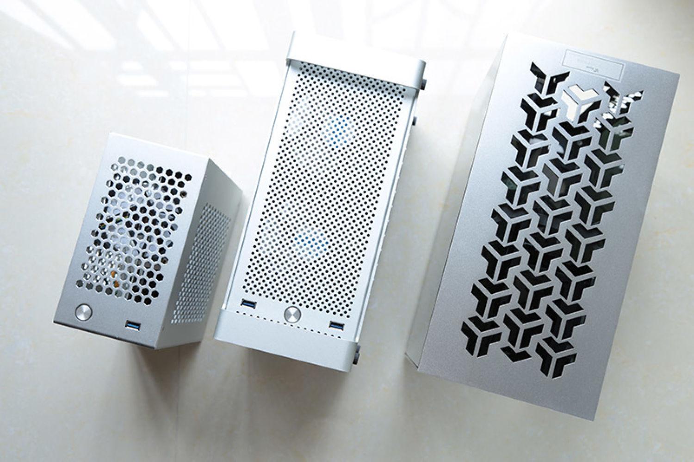 ITX主机不好装?ITX机箱焖罐?亲手装一台看看