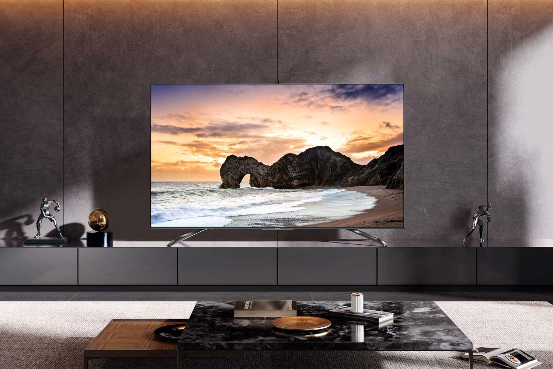 自研芯片,不惧智慧屏,海信U7打造精品电视