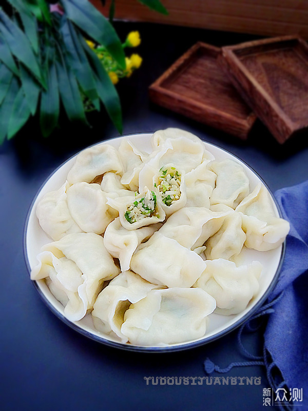 夏天吃饺子做这馅,鲜嫩柔韧特别香_新浪众测