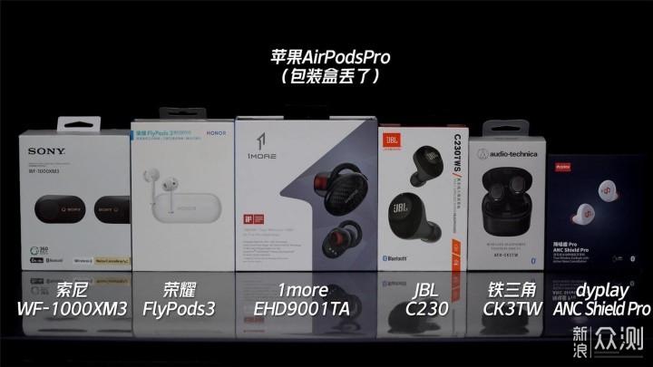 七款主流真无线主动降噪蓝牙耳机对比评测_新浪众测