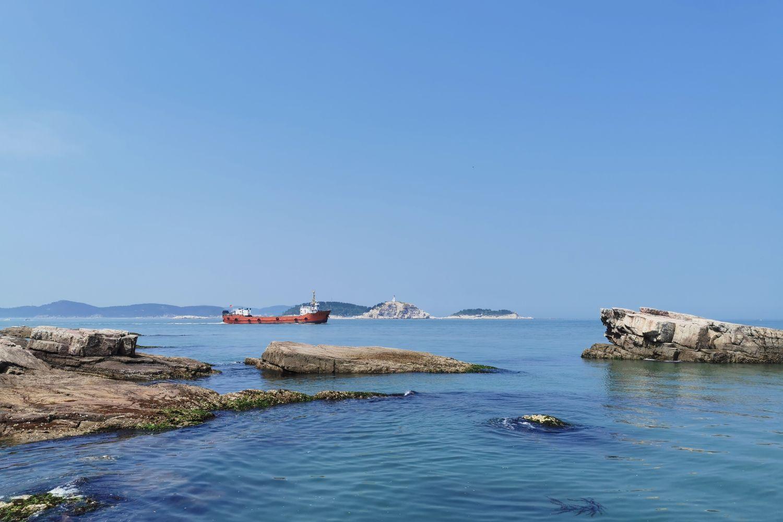 #七月#长岛行,蓬莱仙境的一座海岛