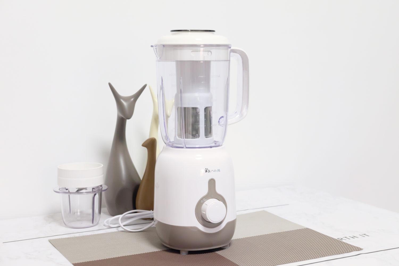 便宜是最大的优点:小熊Bear多功能三杯料理机
