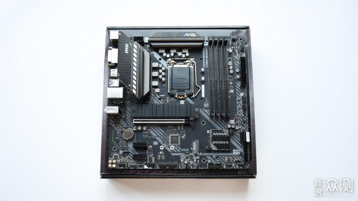 第十代i5装机分享 给小姐姐组装的办公电脑_新浪众测