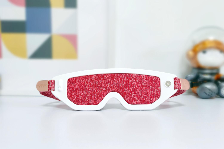 3D无感佩戴+石墨烯热敷,酷轻松眼罩体验