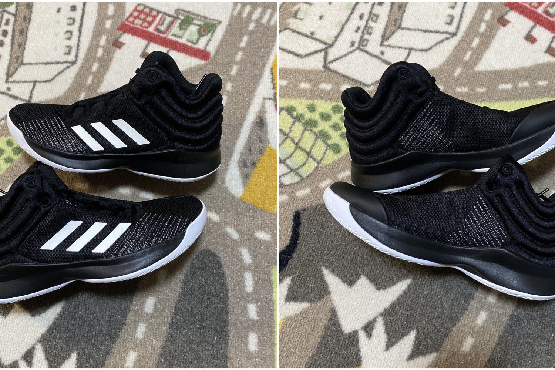 #我的运动指南#adidas Pro Spark 2018篮球鞋