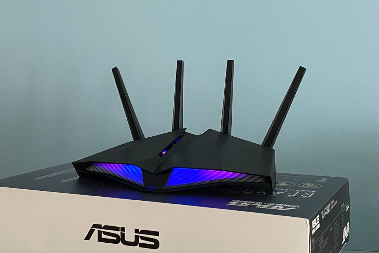 玩游戏最优选?华硕WiFi 6 电竞路由AX82U体验