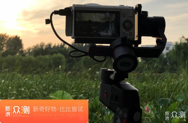 跨界的MOZA Mini-P稳定器:让你随心创意拍摄_新浪众测