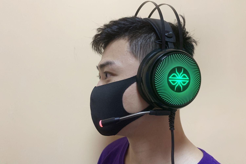 上分的性价比之选-Dacom GH08头戴式电竞耳机