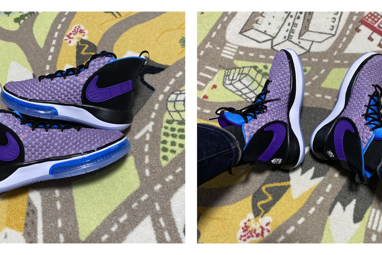 #我的运动指南#我认为还不错的Nike Alphadunk