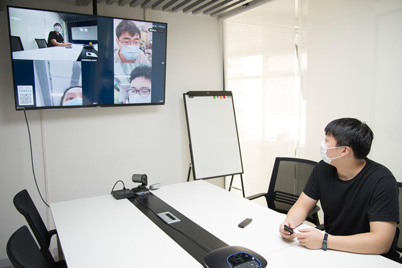 教育培训机构好帮手,罗技云视频会议试用指南