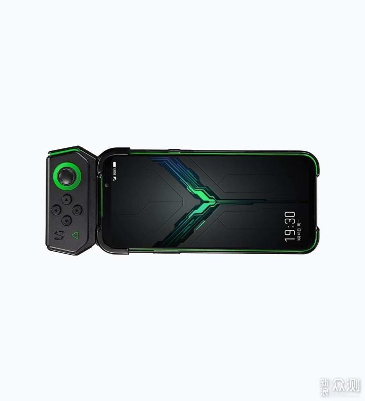 #创作新星#黑鲨游戏手机1代评测_新浪众测