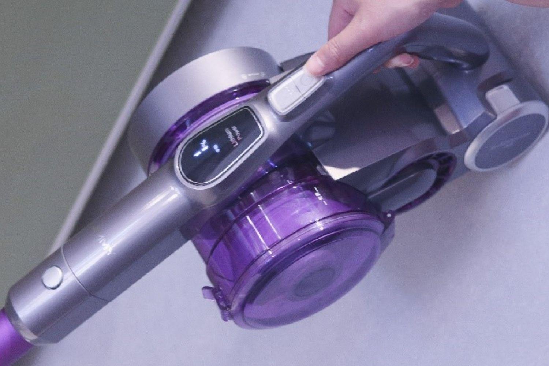 拒绝繁重清洁,吉米上手把吸尘器轻松除尘