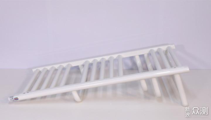 梅雨季节烘干神器,电热毛巾架开箱使用_新浪众测