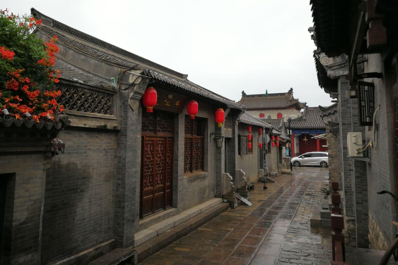 #七月#青州古城掠影