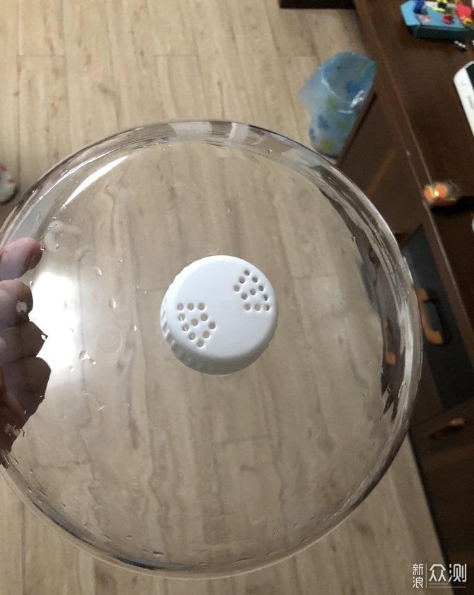 实惠的居家好物—透明带透气孔多功能食物罩_新浪众测
