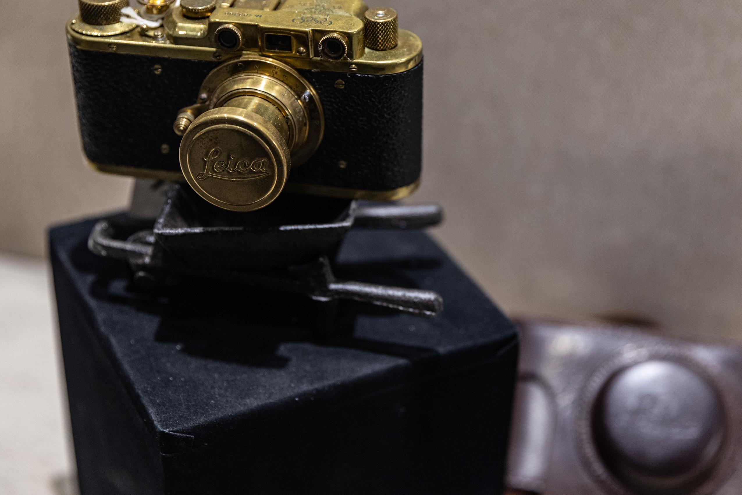 """""""百年相机展""""还有这些年我入手的相机故事"""