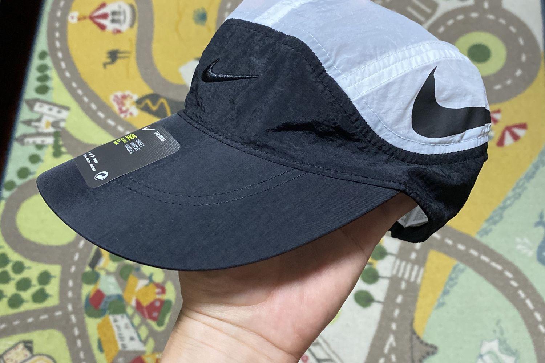 #我的运动指南#Nike Tailwind跑步速干帽子
