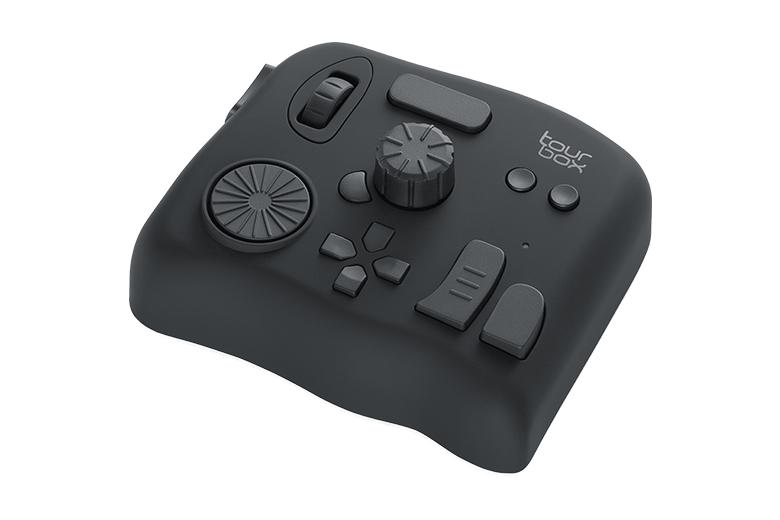 TourBox快捷键控制器免费试用,评测