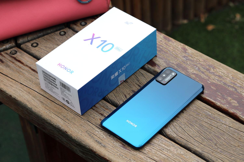荣耀X10 Max手机评测,除了大屏还有不少亮点