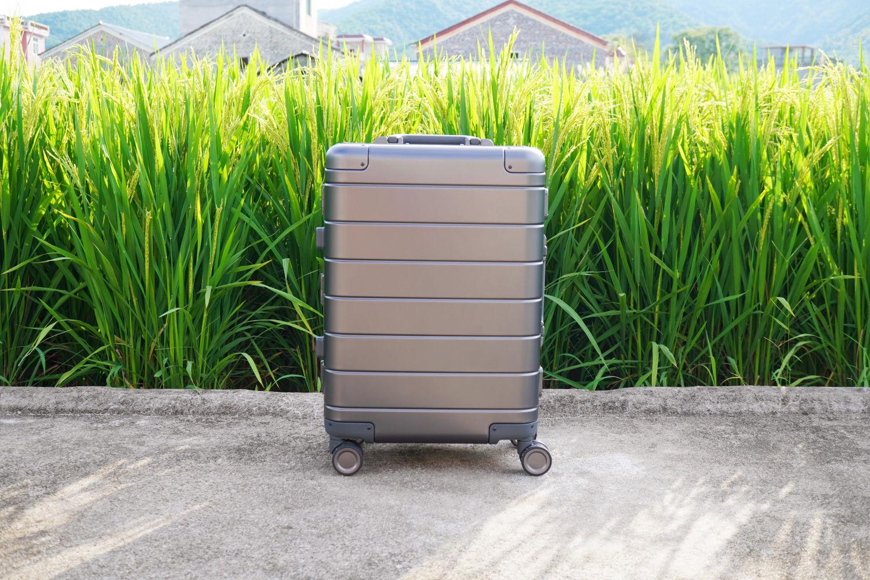 有颜有料,畅行无阻——小米金属旅行箱2体验