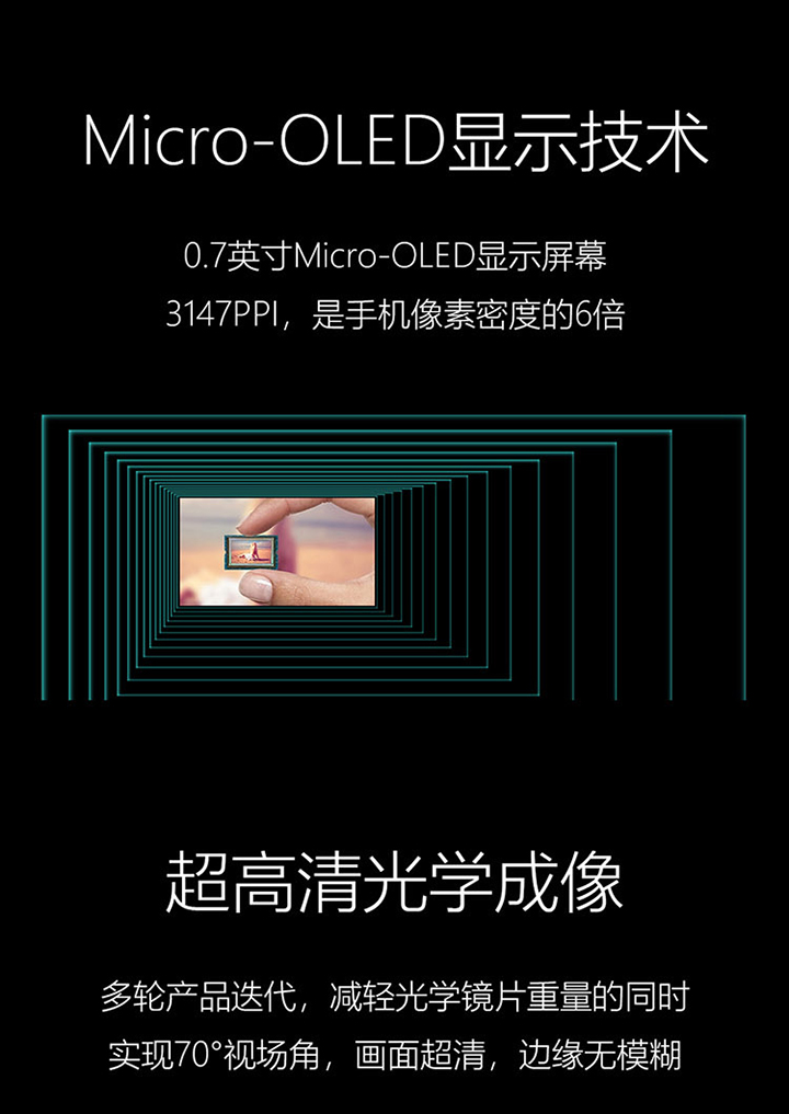 LUCI immers头戴巨幕影院免费试用,评测
