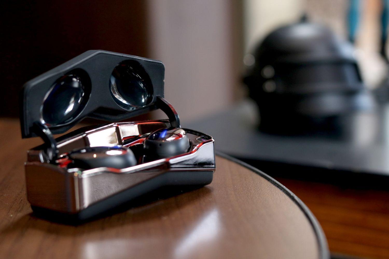 TWS耳机也能做到听声辨位?战神耳机值得一战