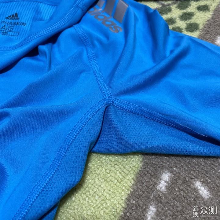 #我的运动指南#adidas男装训练运动速干紧身衣_新浪众测