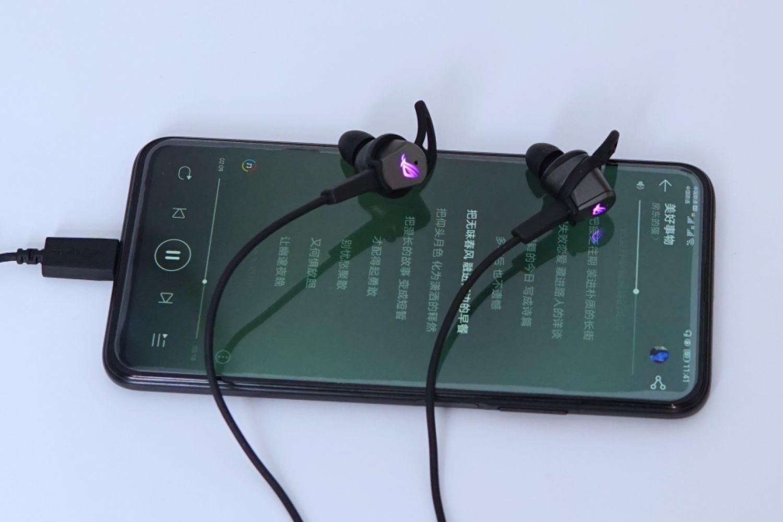 音质上佳的装逼利器ROG降临RGB 降噪耳机体验