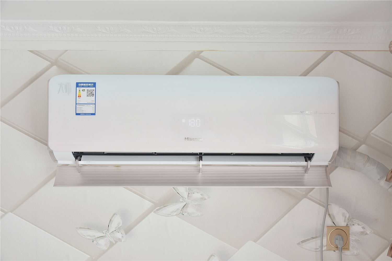 降温,加湿,增氧全能,海信健康家X800空调