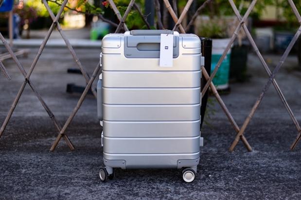 年轻人的第一款金属旅行箱?小米旅行箱2体验