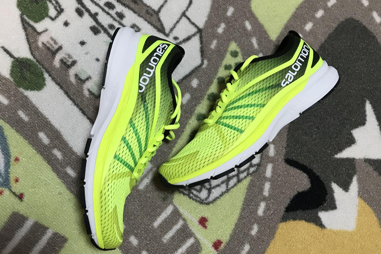 #我的运动指南#Salomon SONIC RA PRO跑鞋