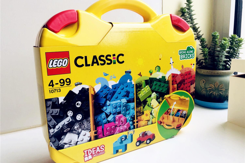 玩乐高值得入手的基础款:LEGO Classic 10713