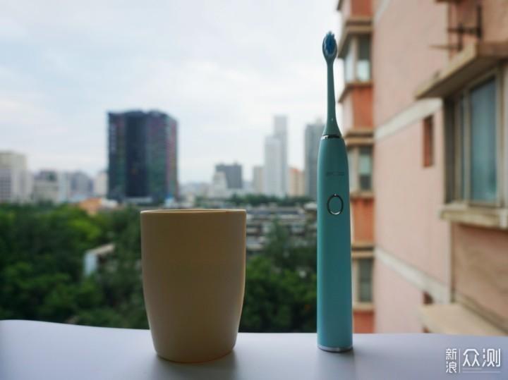 BYCOO电动牙刷带给你的不止刷牙的乐趣_新浪众测
