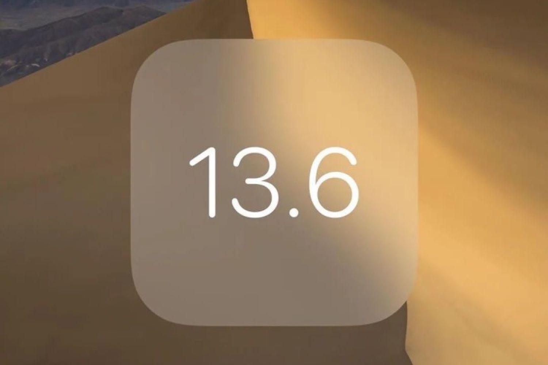 #创作新星#iOS13.6正式版体验分享
