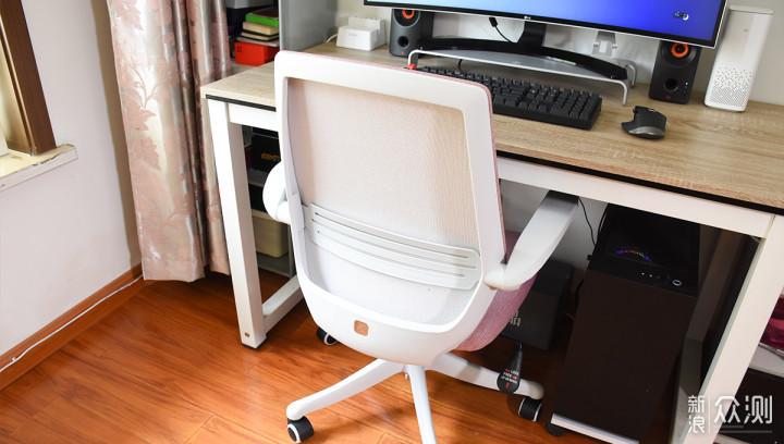 小姐姐的SOHO王座 西昊灵动椅体验报告_新浪众测